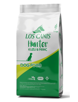 Los-Canis-Hunter-Energy-15-kg-on